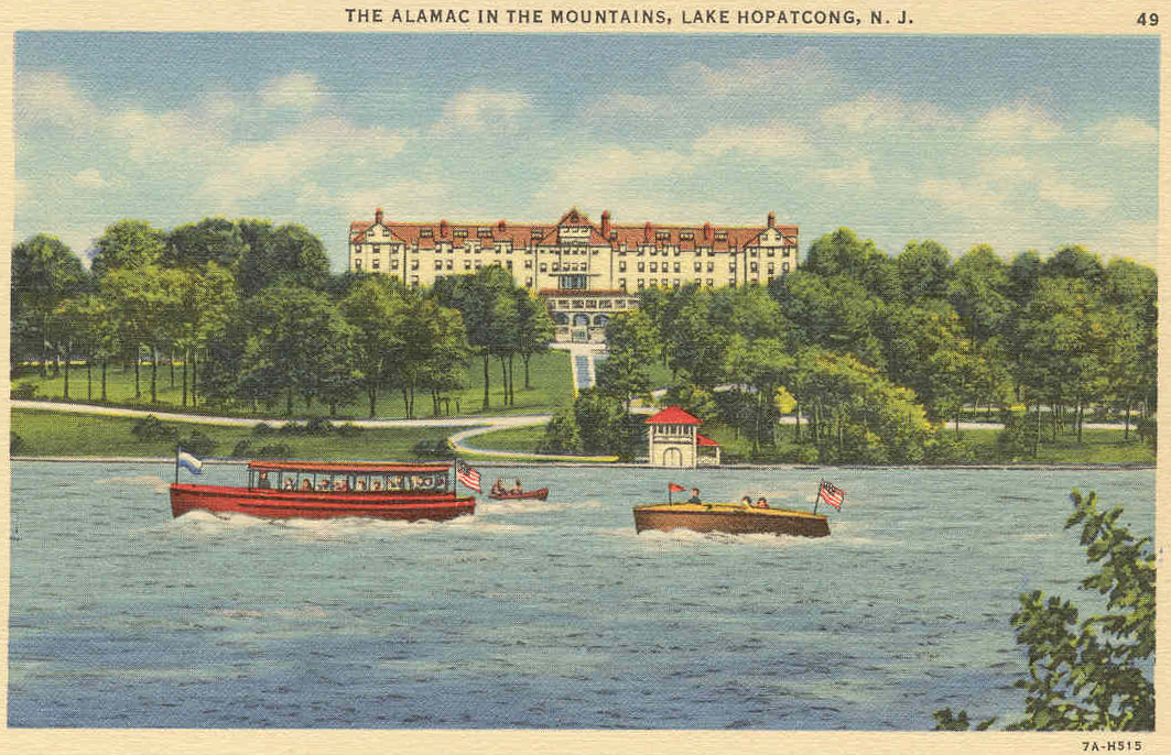 Hotel Breslin Lake Hopatcong Nj